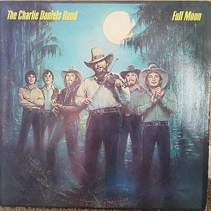 The Charlie  Daniel's Band Vinyl Record